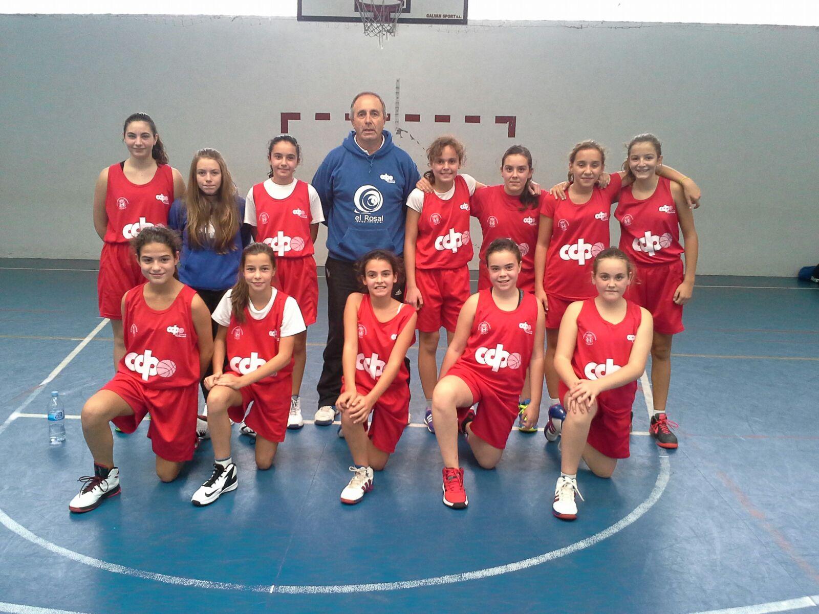 24-10-15 CB AGUSTINOS ERAS E.LECLERC - PELUQUERIAS SAGRA CB CIUDAD DE PONFERRADA (AMISTOSO)  (2)